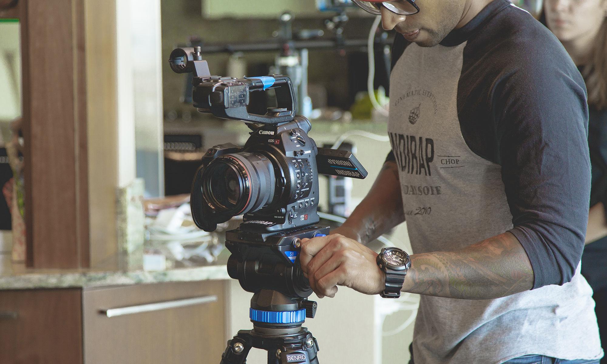 Imagefilme - Veranstaltungsvideos - Hochzeitsfilme - Industriefilme