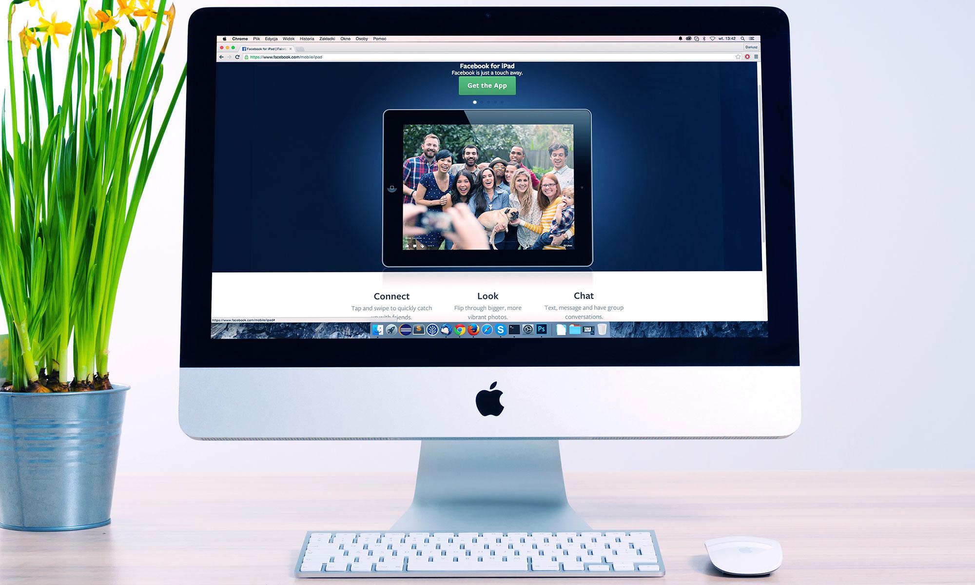 Internetseiten und Webentwicklung