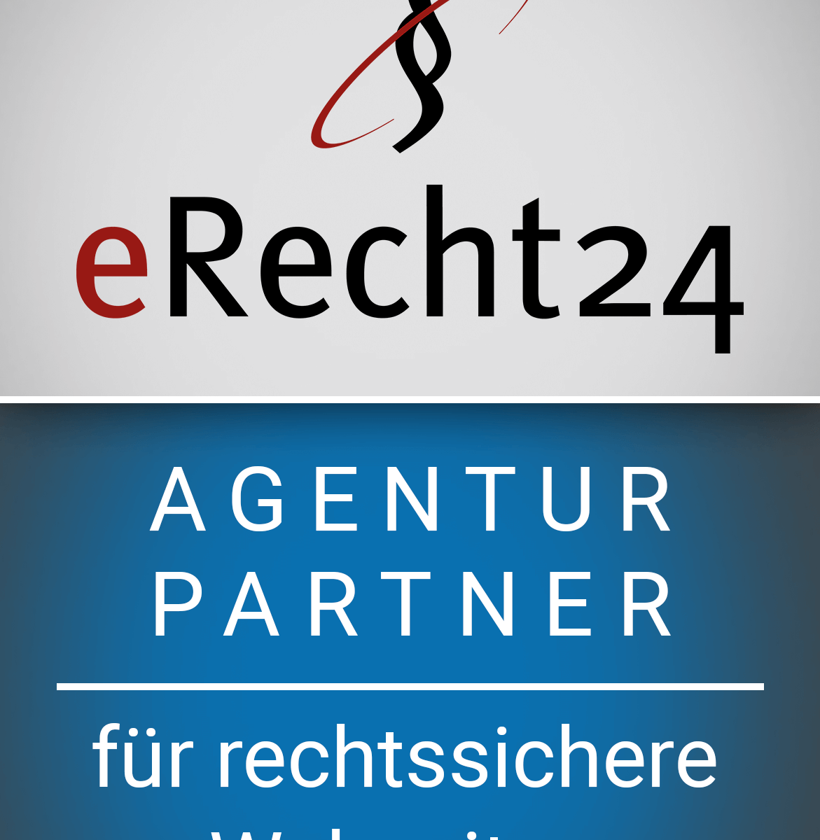 e-Recht24 Premium-Agentur-Partner
