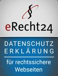 eRecht24 Datenschutzerklaerung (Premium-Agentur-Partner)