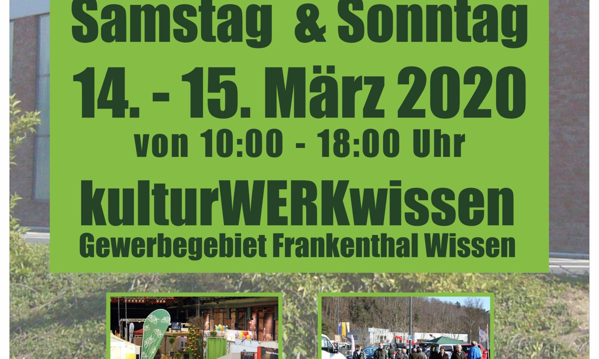 Rüttger Mediendesign auf der Regionale Wisserland.de